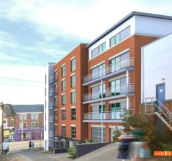 West Bar: Buy-to-Let Apartments in Sheffield